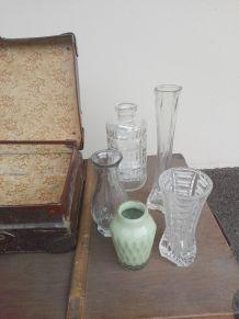 Lot de vases