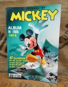 Album Mickey N° 196 Année 2002