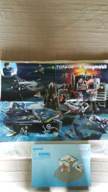 Playmobil Agent secret