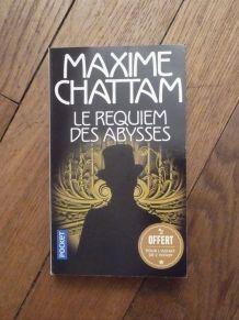 Le Requiem Des Abysses- Léviatemps 2- Maxime Chattam- Pocket