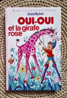 Lot de 14 OUI OUI de la  Bibliothèque rose