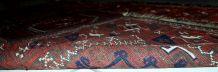 Tapis ancien Afghan Baluch fait main, 1C357