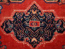 Tapis ancien Oriental fait main, 1C359