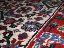 Tapis vintage Indien Agra fait main, 1C377