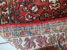 Tapis vintage Oriental fait main, 1C387