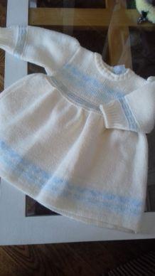 robe en laine Clayeux