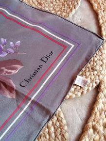 Foulard Christian Dior