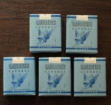 GAULOISES FILTRE CAPORAL TROUPE CIGARETTES - L1
