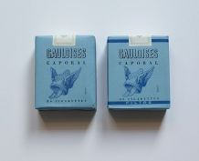 GAULOISES FILTRE CAPORAL TROUPE CIGARETTES - L5