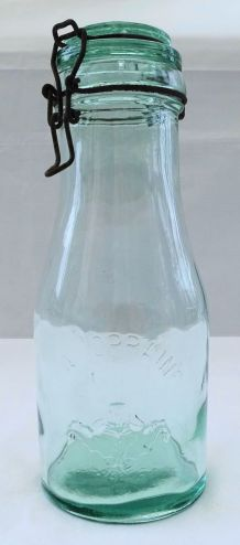 Bocal bouteille col large La Lorraine