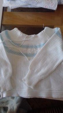 4 tricots naissance