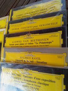 Pack 9 Vinyles Musique Classique