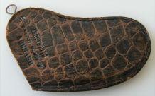 Binocle lorgnon Reverdy Paul Haguet étui cuir vintage