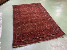 Tapis en laine fait main - 1m90x1m25