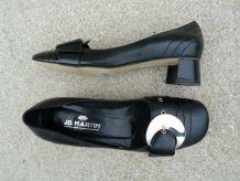 escarpins  taille 37 style 60s JB Martin