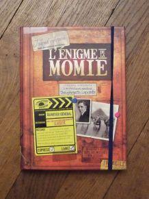 L'Enigme De La Momie- Paul Virr- Jane Wilsher- Gallimard