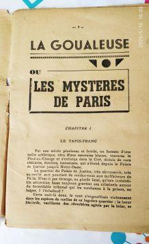 lot de 124 numéros roman hebdomadaire année 50