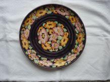 Grand plat ceramique Vallauris Fase