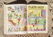 Placid et Muzo Super n° 3 - Bimestriel 1986