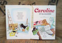 Caroline et sa maison - Hachette - 1973