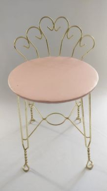 Chaise Ice Cream Parlor vintage