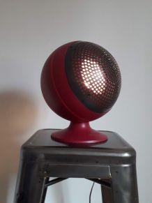 lampe vintage création unique ancienne enceinte années 70