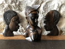 Statuettes africaines