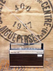 Transistor Top Boy 500 de la marque Grundig 1971
