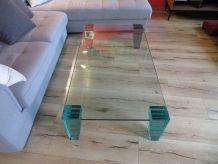 Table basse en verre Rochebobois
