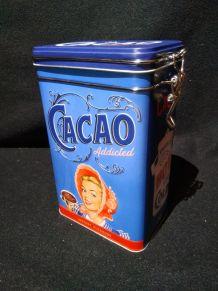 Boite hermétique neuve Cacao