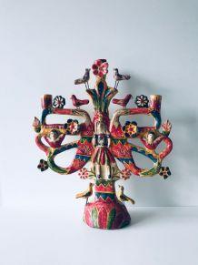 Chandelier mexicain, arbre de vie