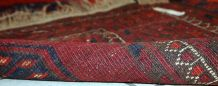 Tapis vintage Afghan Ersari fait main, 1C406
