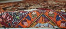 Tapis vintage Persan Tabriz fait main, 1C423