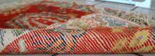 Tapis ancien Marocain Berber fait main, 1C456