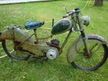 "Moto de collection ancienne ""Auto Moto"""