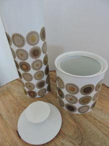 Vase porcelaine Thomas Germany
