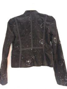 Veste à épaulettes vintage Sinéquanone - 38