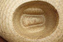 chapeau de paille cow-boy  année 70-80
