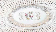 Jolie plateau ou dessous de plat en verre Made in France Idé
