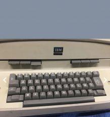 Machine a ecrire électronique