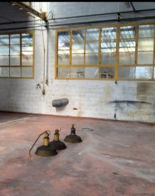 Suspension vintage style industriel