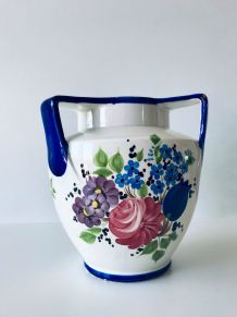 Vase ancien Italien signé Galvani