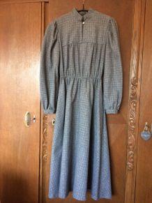 Robe chaude Vintage années 70,  taille 36