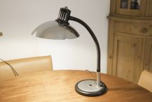 Grande lampe de bureau articulée 70's