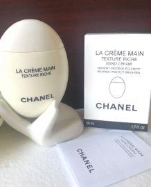 La crème main texture riche 50ml