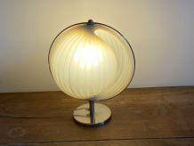Lampe MOON de Verner PANTON. Réédition par KARE. 1980.