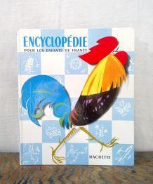 Encyclopédie pour les enfants de France Hachette 1969