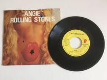 Rolling Stones «Angie» Vinyle 45 t