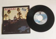 Eagles «Hotel California» Vinyle 45 t
