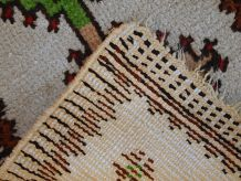 Tapis vintage Marocain Berber fait main, 1C584